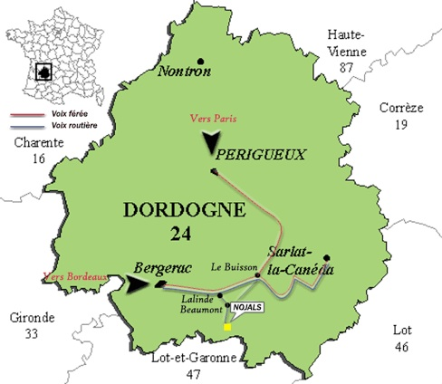 dordogne departement - Image